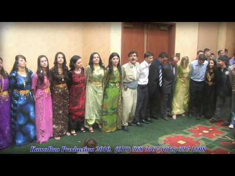 Kurdish Wedding  Nashville,TN 2010 Shivan & Zereen. Esam Sawa.HD 2ND
