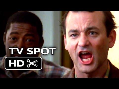 Ghostbusters 30th Anniversary Blu-Ray TV SPOT (2014) - Bill Murray, Sigourney Weaver Comedy HD