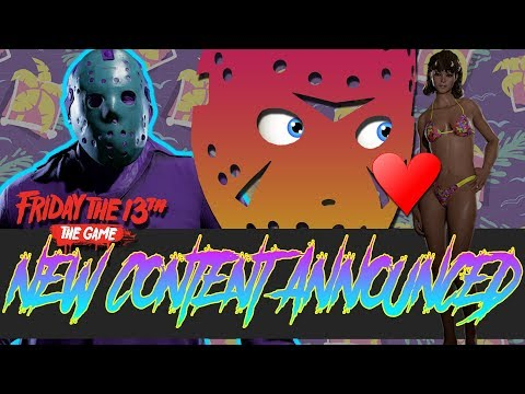 New Jason, New Map, New Counselors CONFIRMED! | NEW Website REVEALS  | Friday the 13th: The Game