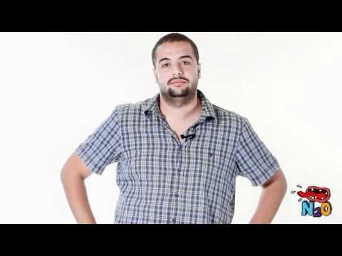 N2O Comedy: ألف مبروك مع حمزة زعبلاوي