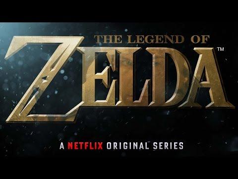 Leaked Legend Of Zelda Netflix Trailer video