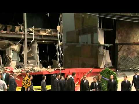 Mexico  casino attack