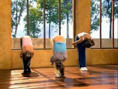 Уроки фитнеса от Кармен Электры - видео