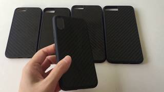 Best Buy Real Carbon Fiber Popular Slim Protective iPhone Covers and Cases