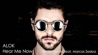 Alok,  Bruno Martini feat.  Zeeba - Hear Me Now  (LYRICS  HD)