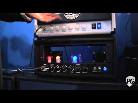 Musikmesse '11 - Jet City Amplifiers JCA22H & Roberts Retro Valves Demos