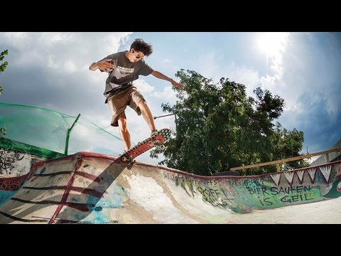 Street Skating in Vienna Through the Lens of Jo Wahl