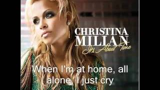 Watch Christina Milian Someday One Day video