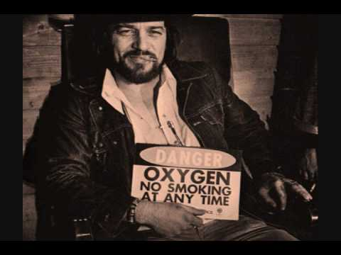 Waylon Jennings - Ride Me Down Easy