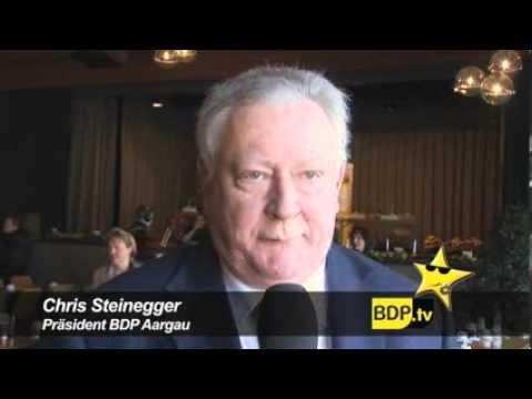 Die junge BDP verbucht grossen Erfolg bei den Grossratswahlen im Aargau,  2009