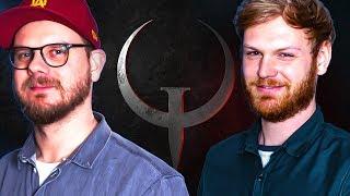 Was kann das neue Quake? | Quake Champions mit Etienne & René