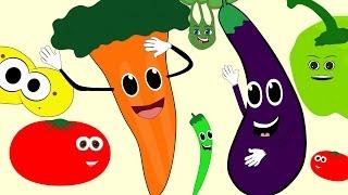 Download video ÇOCUK ŞARKILARI - Sebzeler - Renkler - Çizge TV - Çizgi Film İzle