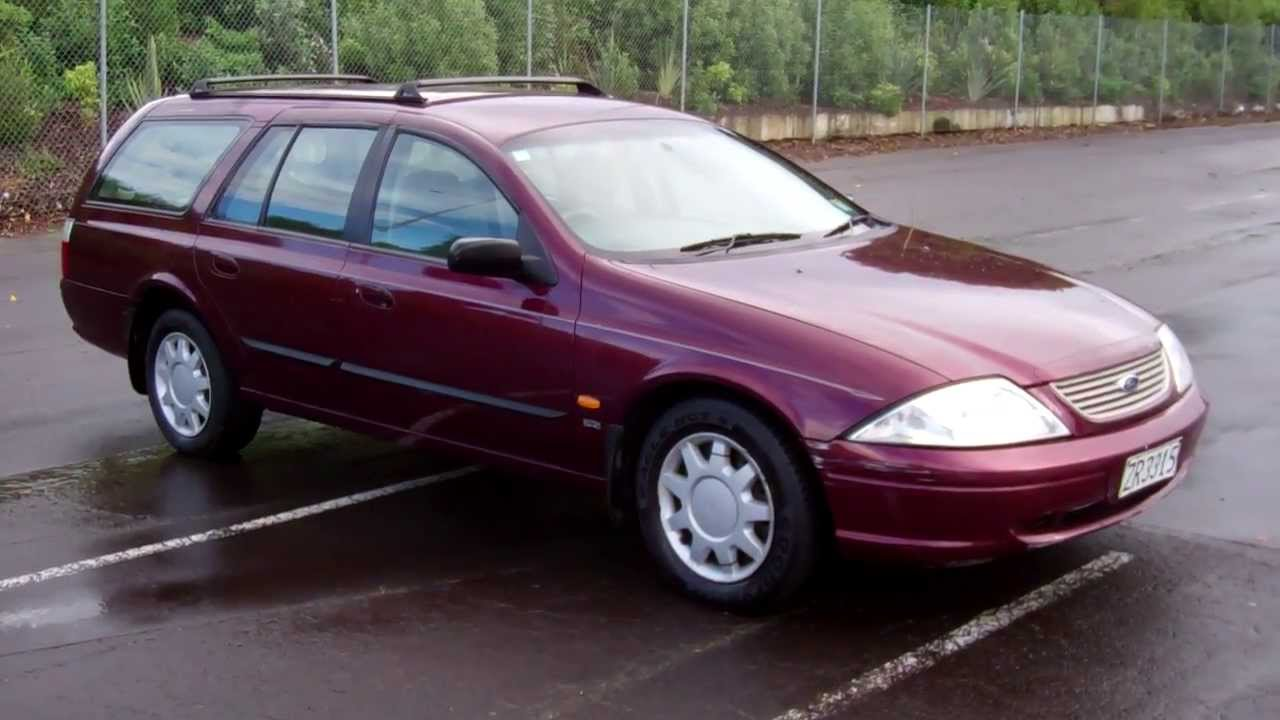 2000 ford falcon forte station wagon no reserve cash4cars cash4cars sold youtube