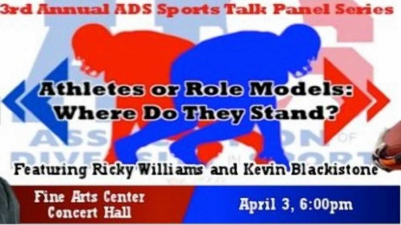 athletes are role models essay