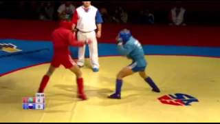 Arman Ospanov World Combat Sambo Champion | Highli