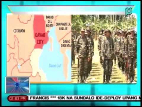 News@1: Bangsamoro Gov't, hindi katiyakan na wala nang kaguluhan -- MILF Iqbal [01/14/15]