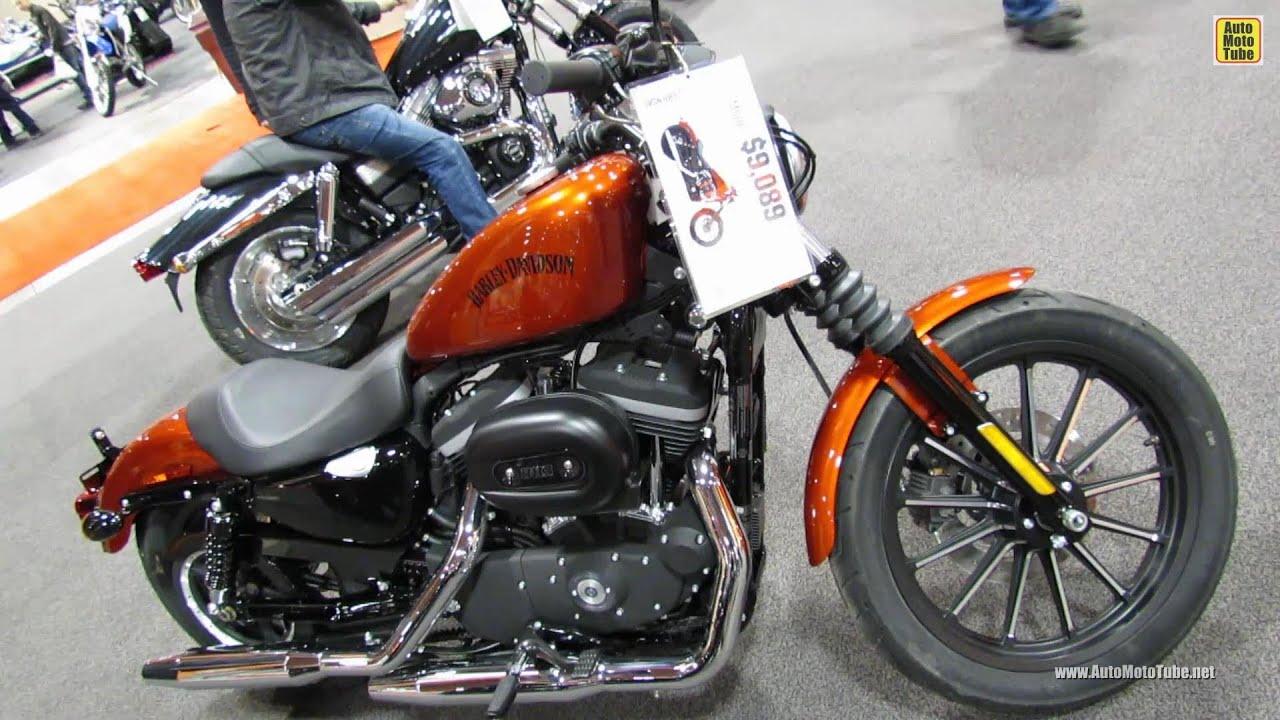 Xied Harley Sportster 2013 Harley-davidson Sportster
