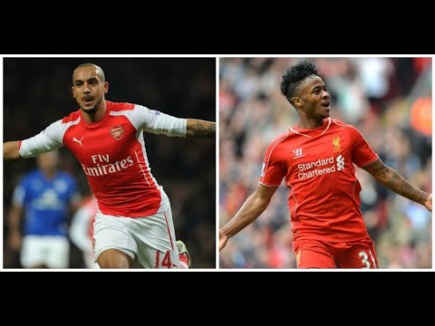 Would You Swap Theo Walcott for Raheem Sterling??