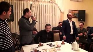 Süz mənə beş 2015 (Mirfərid, Orxan, Vüqar, Ələkbər) Meyxana