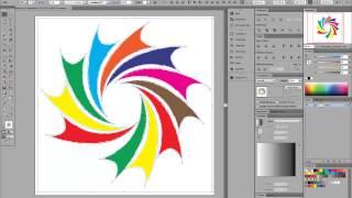 Как сделать логотип иллюстратор 215