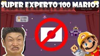 Reto 100 marios No JAPAN! Super Mario Maker