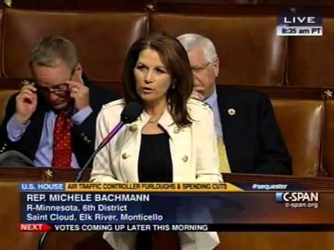 Michele Bachmann Tries Fails To Quote Shakespeare During House Debate