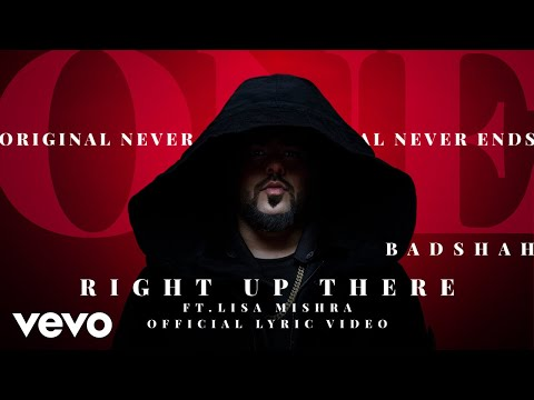 Right Up There  | Feat Lisa Mishra | ONE Album | Official Lyric Video
