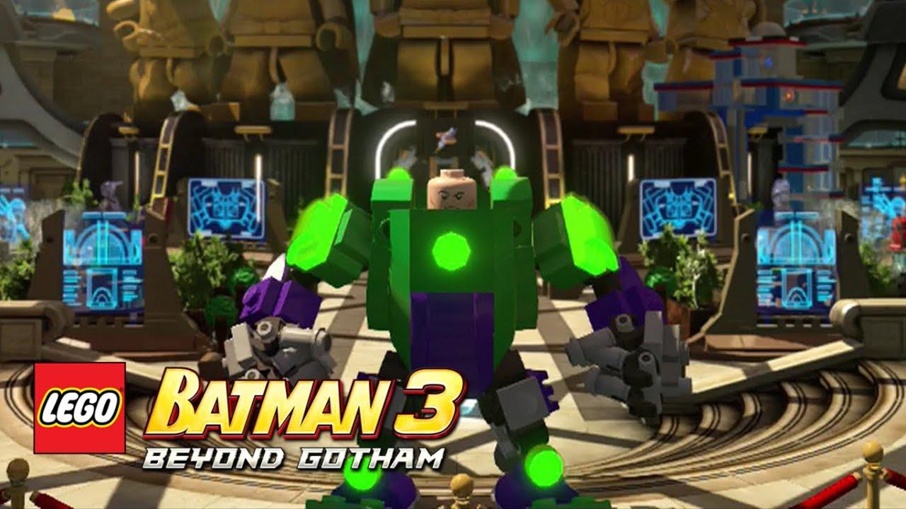 Lego Batman 3 Beyond Gotham Lego Batman 3 Beyond Gotham