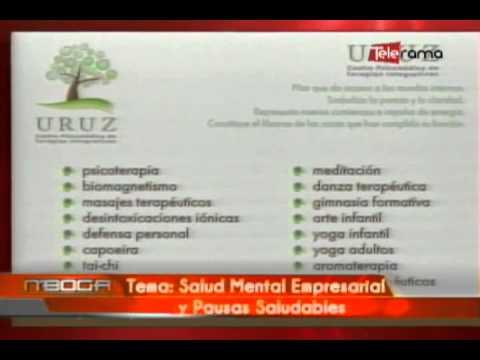 Salud mental empresarial y pausas saludables