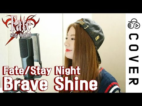 Fate/Stay Night OP2 - Brave Shine┃Cover By Raon Lee