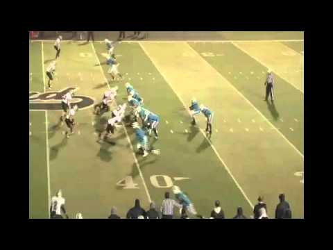 Lake Catholic vs. Benedictine High School Football Highlights 2011