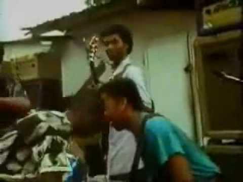 JT en lingala Facile :D'où vient JB Mpiana et Werrason?