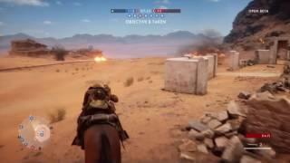 Battlefield 1 Random Moments (Rifle sword, Destroying the Train, Flamethrower and Plane sex)