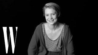 Lynn Hirschberg's Screen Tests: Mia Wasikowska