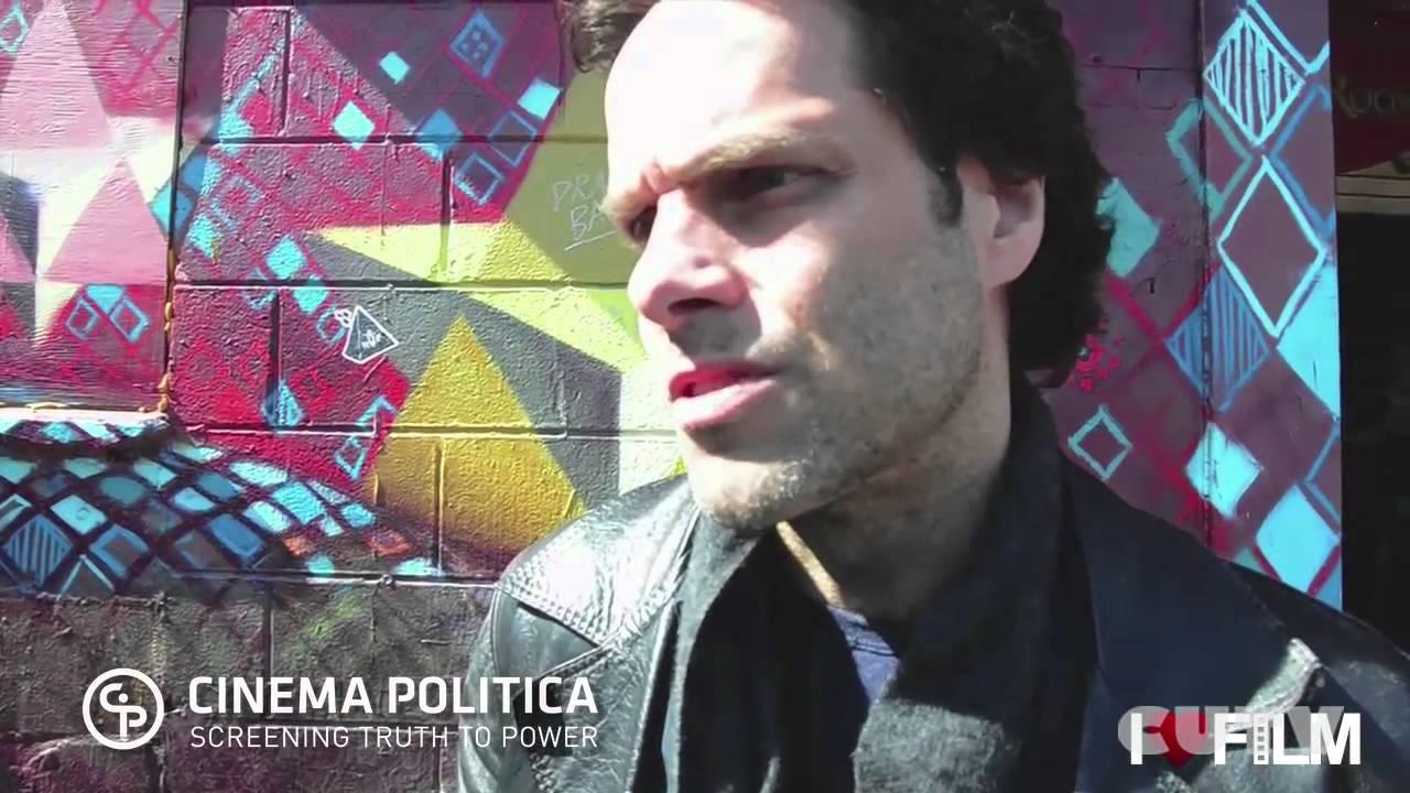 FTB amp BFF Present Cinema Politica Fall 2012