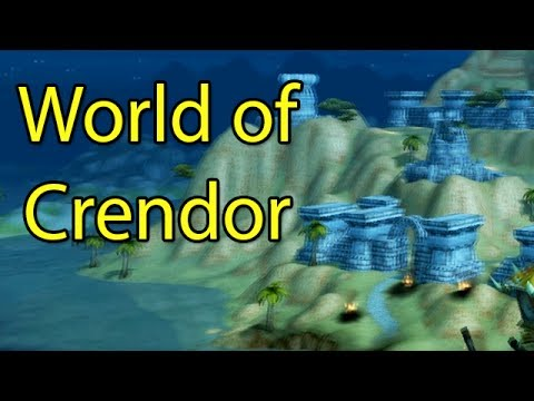 World of Crendor: Big WoW Movie WoD Beta Thoughts My own NPC...