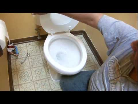 How To Install Replace a Toilet Complete Guide Full Length Video
