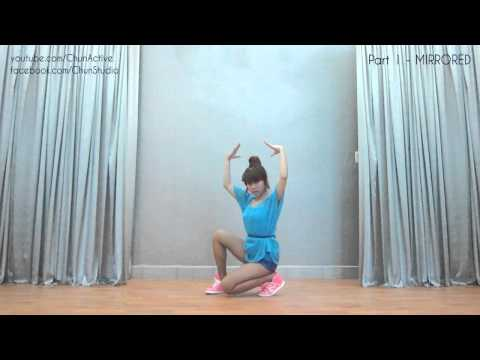 Psy - Gangnam Style Tutorial Part 1 4 - By Chunactive [120901] [#32] video