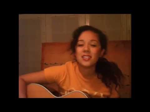 Bubbly- Colbie Caillat Cover video