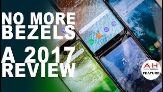 No More Bezels: A 2017 Review - LG V30, Essential PH-1, Note 8, Galaxy S8, LG G6