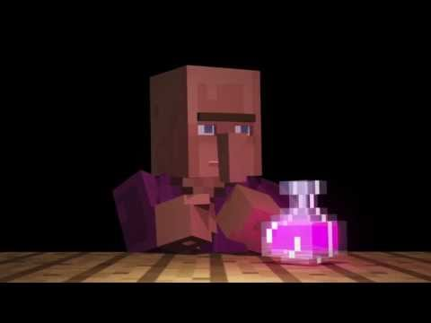 Minecraft мульт Зельевар
