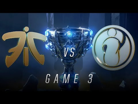 FNC vs IG   Finals Game 3   World Championship   Fnatic vs Invictus Gaming (2018)
