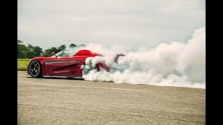 Best of Supercar Drifts, Powerslides, and Burnouts (#1)
