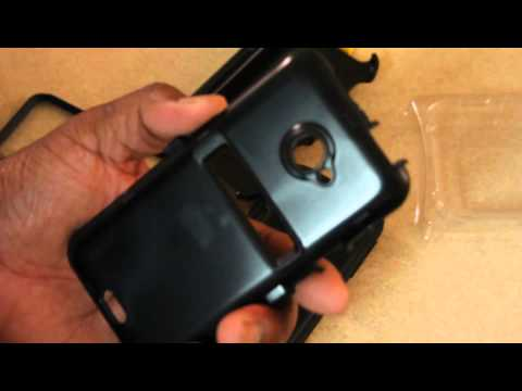 HTC EVO 4G LTE OtterBox Defender Vs Commuter Case | How To Save Money
