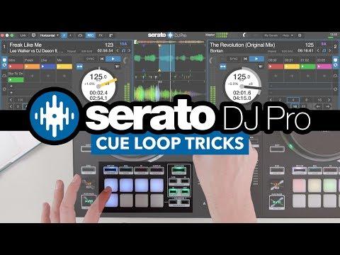 Cue Loop Tricks - Serato DJ Pro Mixing Techniques