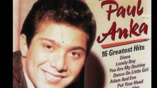 Watch Paul Anka Something Happened video