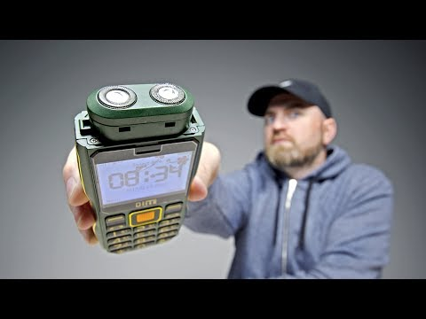 This Is The Craziest Phone In The World...