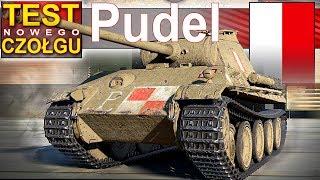 Pudel - Polska zdobyczna Pantera - Test nowego czołgu - World of Tanks