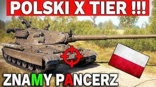 PANCERZ Z DUPY? - POLSKI X TIER - World of Tanks