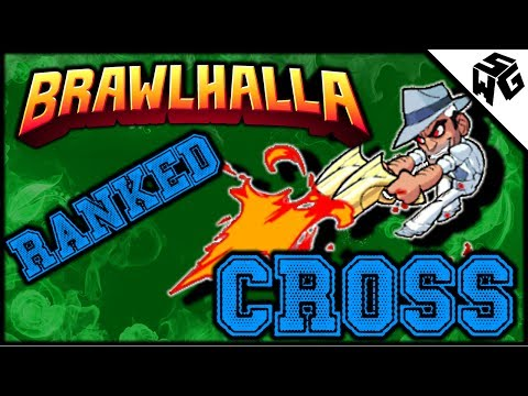 Road to Diamond S5: Ranked Cross 1v1's - Brawlhalla Gameplay :: I'm Not A Gauntlet Player!
